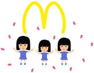 【麦当劳的假富二代】